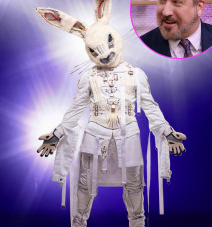 Joey Fatone Tries to Convince Us He's Not the Rabbit on 'The Masked Singer'