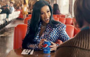 Okurrr! Cardi B Makes Her Signature Sound in Star-Studded Pepsi Super Bowl Ad