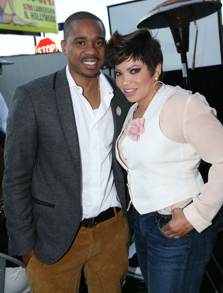 """""""I Was Scared"""": Tisha Campbell-Martin Granted Restraining Order Against Duane, Claims He's Been Physically Abusive For Years"""