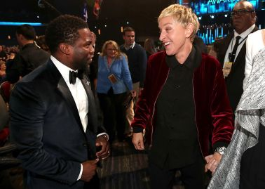 Kevin Hart Might Give The Oscars Another Shot After Ellen DeGeneres Appearance