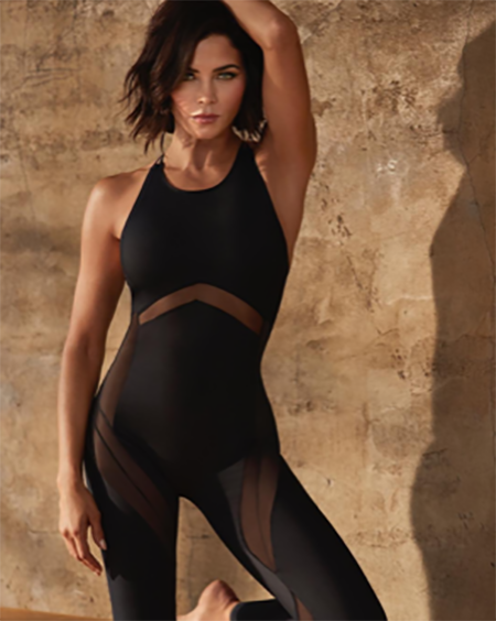 Fashion-forward Workout Gear