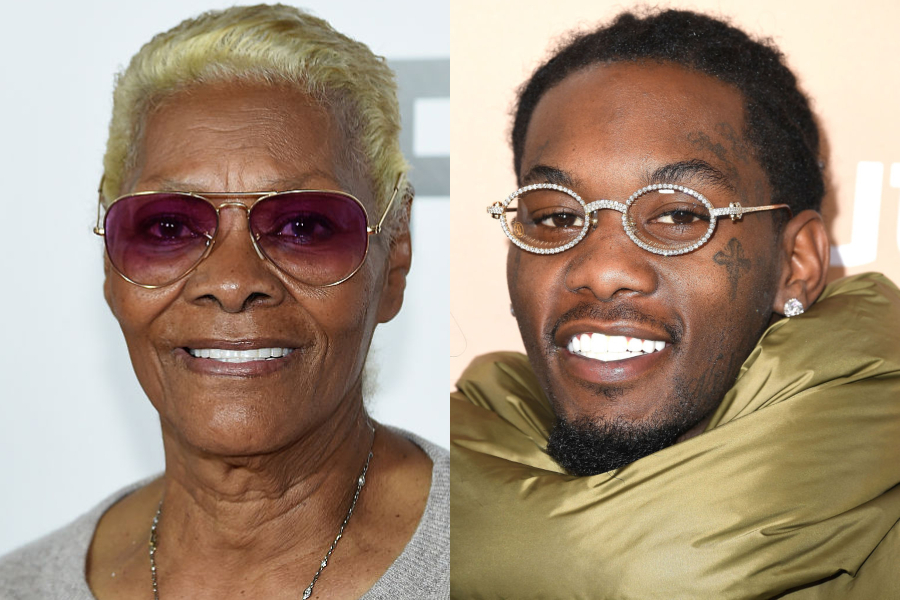 Dionne Warwick & Offset And 9 Other Famous Women And Men Who Look Just Alike