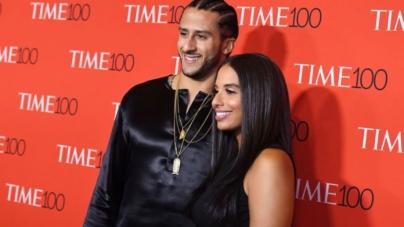Colin Kaepernick's Girlfriend Nessa Just Set It Off Over Travis Scott's Super Bowl Performance