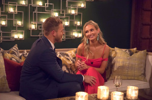 Watch This 'Bachelor' Contestant Use a Fake Accent to Impress Colton