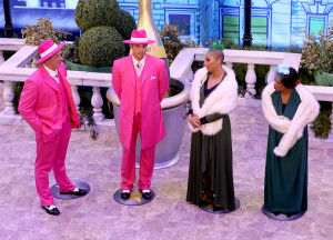 Predicting the 'Celebrity Big Brother' Season 2 Front-Runners