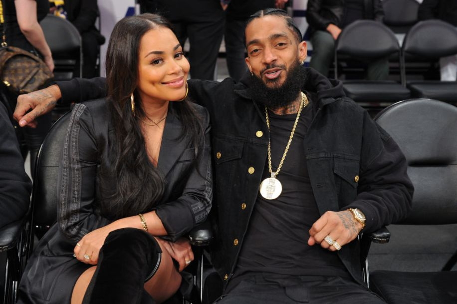Lauren London & Nipsey Hussle Have Fans Wondering If They're Meeting At The Altar Anytime Soon