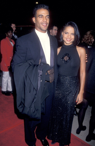"Victoria Rowell Mourns The Loss Of ""Young & Restless"" Co-Star Kristoff St. John"