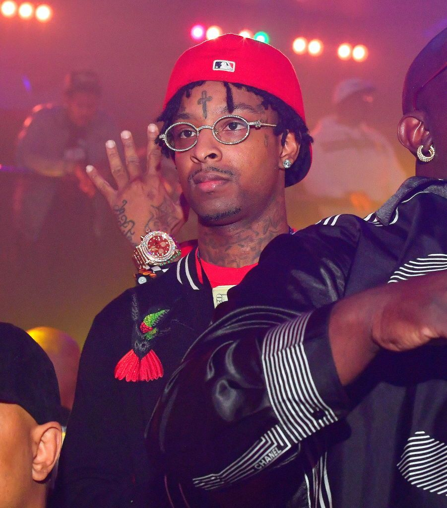 """21 Savage Speaks Out For The First Time Since His Release: """"I Was Definitely Targeted"""""""