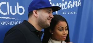 Rob Kardashian & Blac Chyna Are Finally Co-Parenting Peacefully