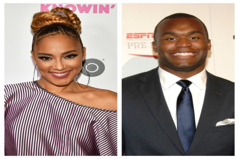 "Myron Rolle Responds To Amanda Seales' Sexual Harassment Claim, Accuses Her Of ""Character Assassination"""