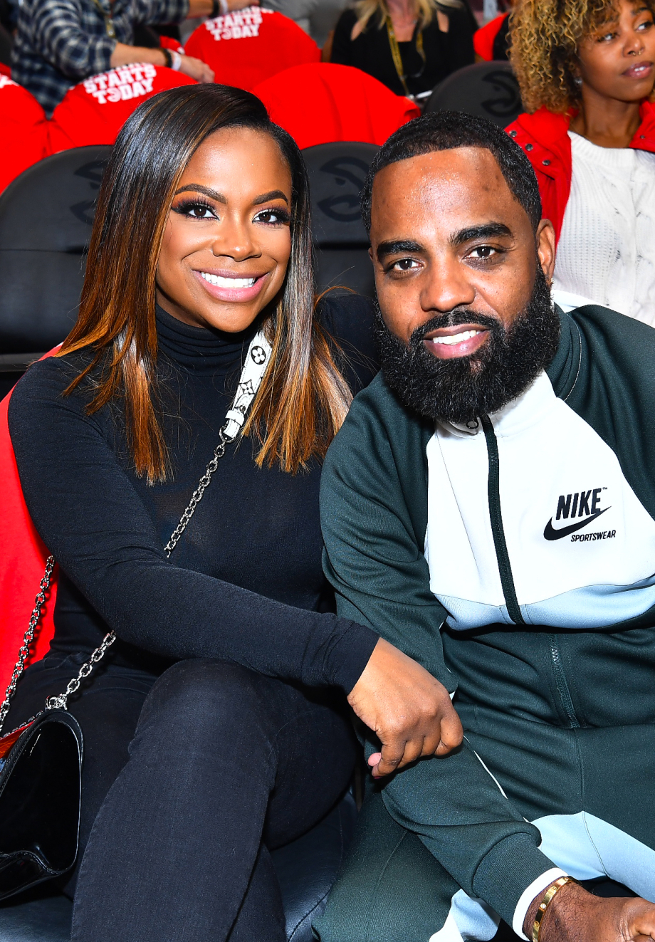 Watch As Kandi Burruss And Todd Tucker Have A Very Real Conversation About Surrogacy