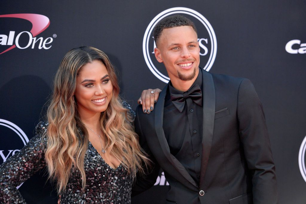 Ayesha Curry Twerking On Steph At Her Dancehall Birthday Party Looks Exactly Like You Thought It Would