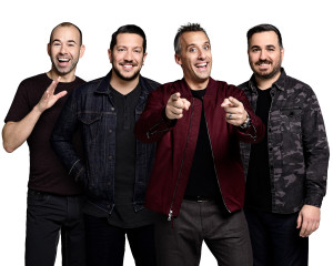 How the 'Impractical Jokers' Are Upping Their Game in Season 8