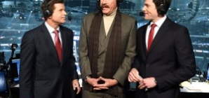 Stay Classy! Will Ferrell Revives Anchorman's Ron Burgundy at Hockey Game