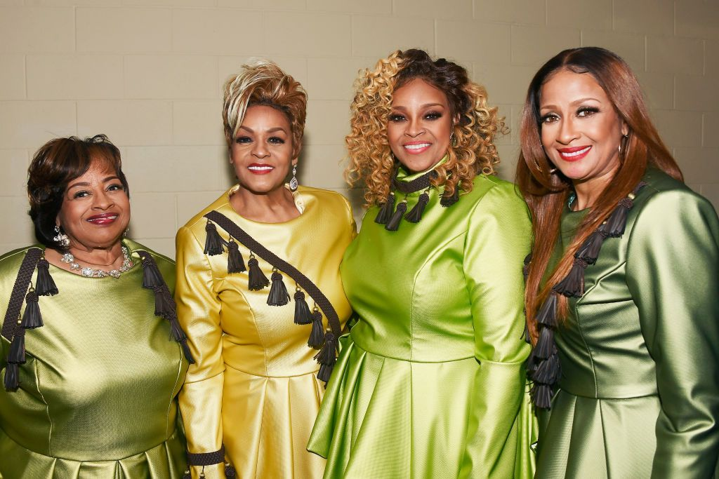 Take A Behind The Scenes Look (And Listen) To The Clark Sisters Biopic Coming To Lifetime