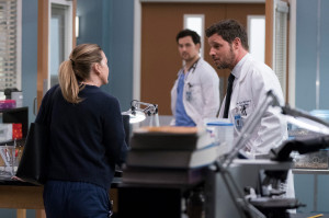 Meredith and DeLuca Have Their First Disagreement on 'Grey's Anatomy'