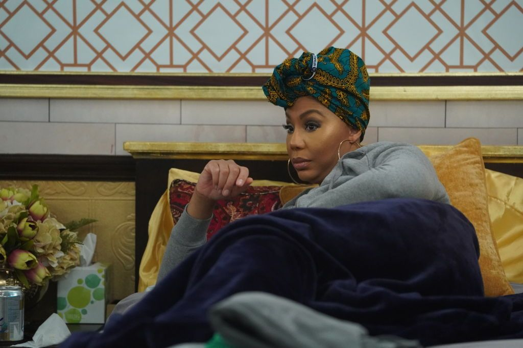 "Rough Week? Tamar Braxton Splits From ""T'Challa,"" Lashes Out At Sisters On Instagram Live Over Lackluster Birthday"