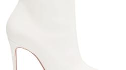 Trend Alert: White Booties