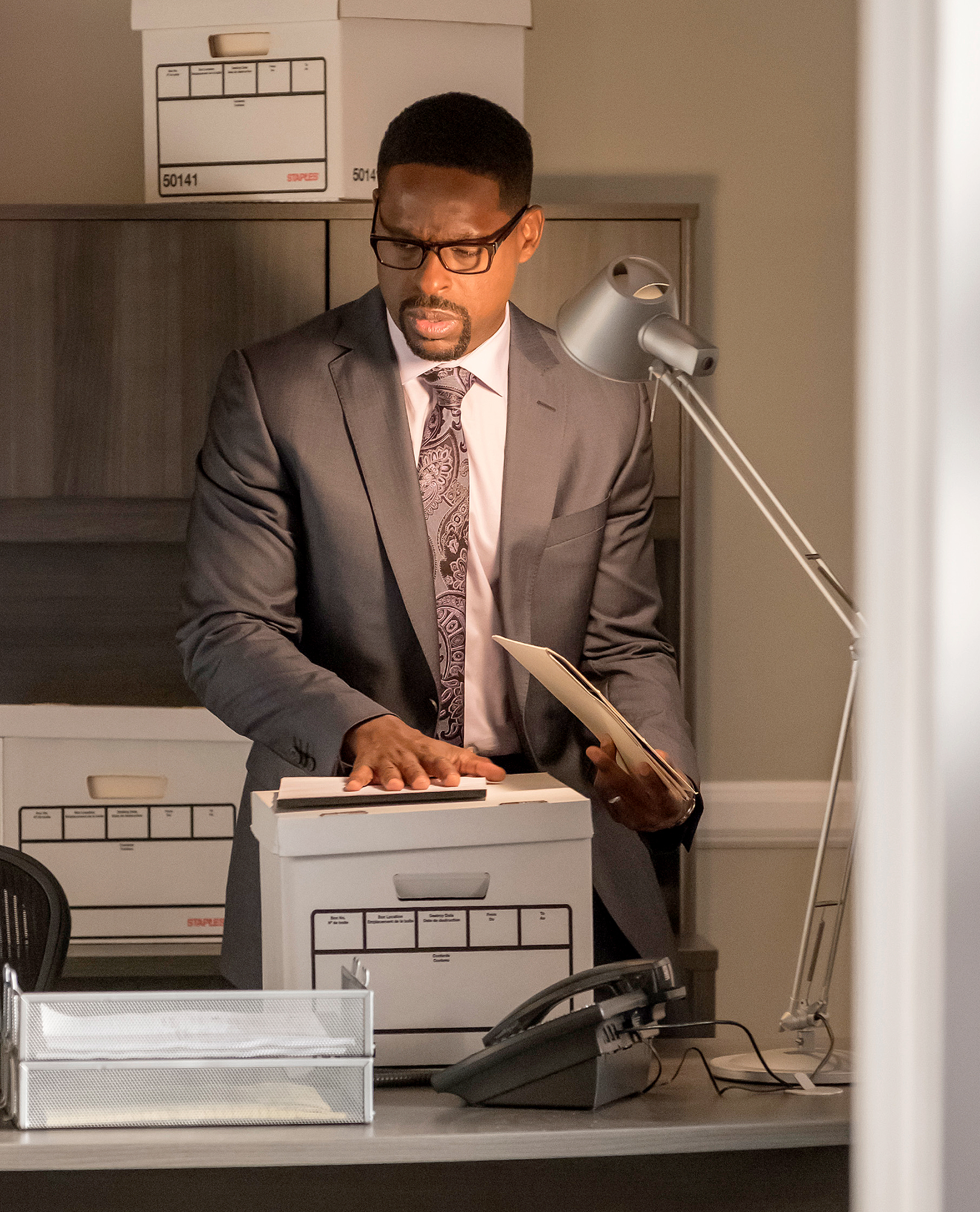 'This Is Us' Recap: Randall Leaves Beth a Nasty Voicemail