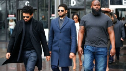 Black Activist Group Wants NAACP To Pull Jussie Smollett's Image Award Nomination