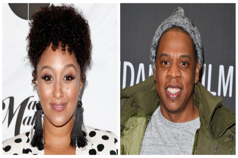 Tamera Reminisces About The First Time She Met Jay-Z & Gets Dragged By The Beyhive, But They Clearly Missed Her Message
