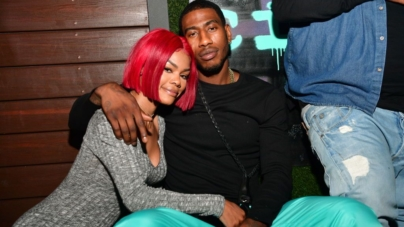 """Teyana Taylor Says Iman Shouldn't Be Bothered By Her Sexual Interactions With Women On Stage: """"This Sh-t Is A Job"""""""
