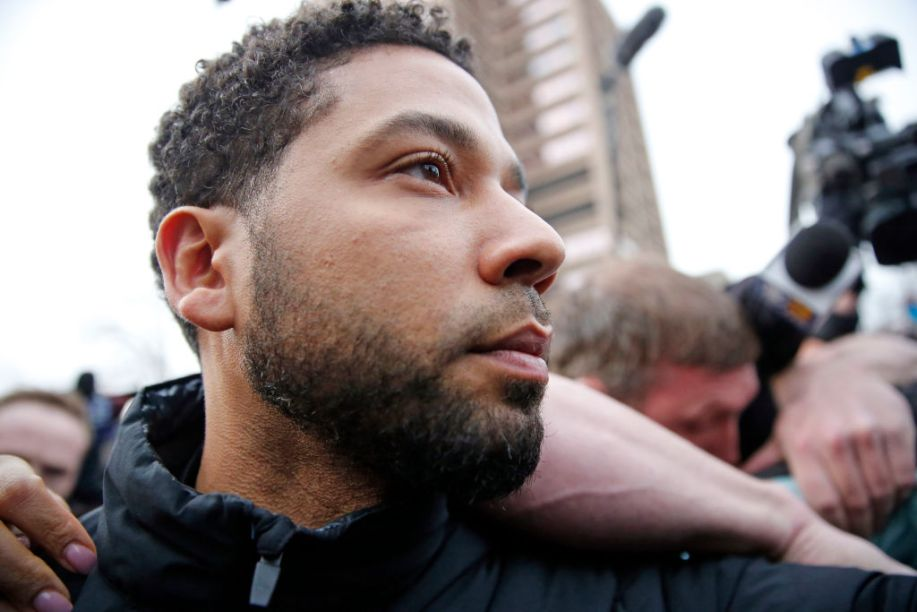 Jussie Smollett Indicted On 16 Counts Of Disorderly Conduct For Filing False Police Report