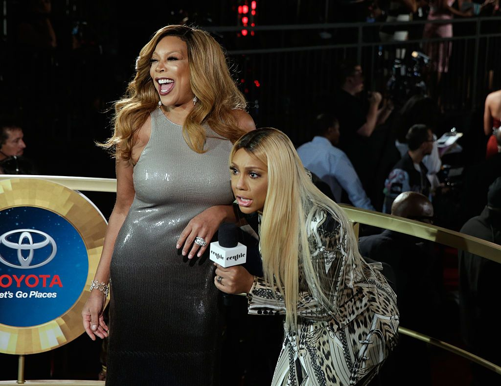 """You Don't Know What's Really The Truth"": Tamar Explains Why She Hasn't Reached Out To Friend Wendy Williams Amid Personal Struggles"