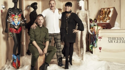 Interview with Thierry-Maxime Loriot, Curator of Thierry Mugler: Couturissime