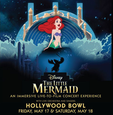Lea Michele To Star In A 30th Anniversary Performance Of The Little Mermaid