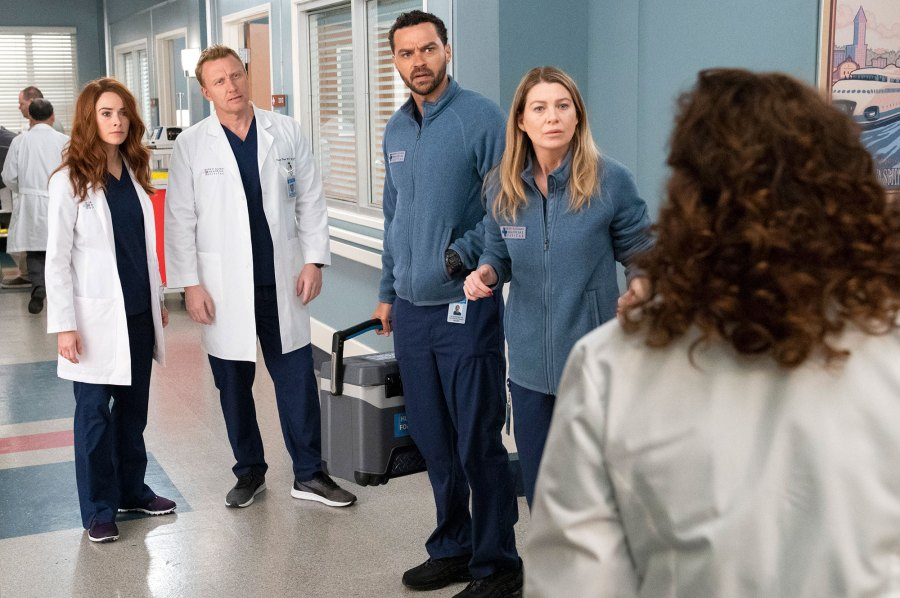 Owen's Sister Megan Is Back on 'Grey's Anatomy'