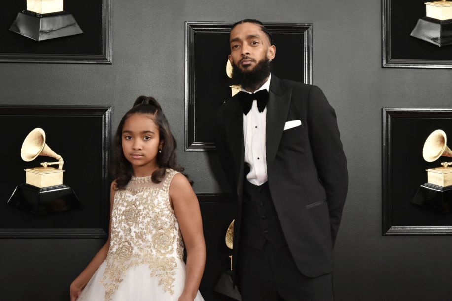 Nipsey Hussle's Sister Files For Guardianship Of His 10-Year-Old Daughter