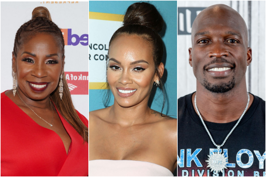 "Iyanla Reunites With Former ""Fix My Life"" Guests…Including Evelyn Lozada And Chad Ocho Cinco"