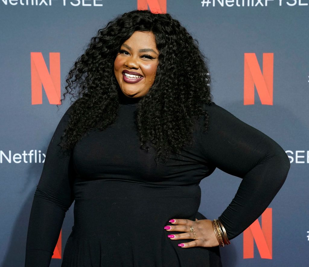 """Black Women Are A Lot Of Times Erased"" Nicole Byer Calls Out Netflix For Whitewashing Promo Images Of Her Show"