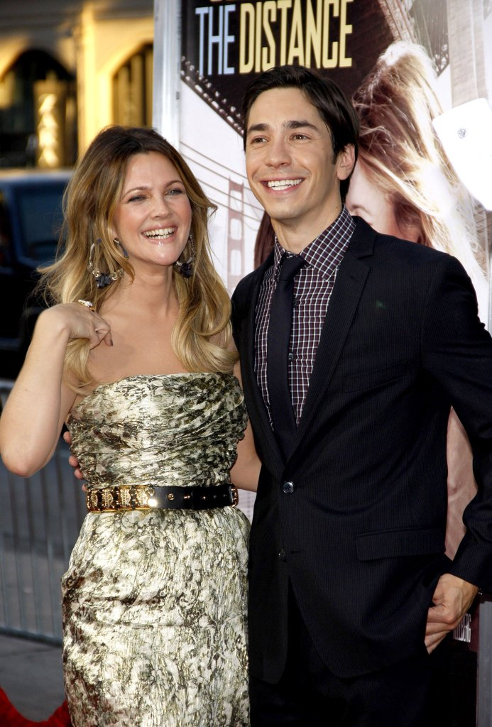 Justin Long: I'm Still 'in Touch' With Ex GF Drew Barrymore