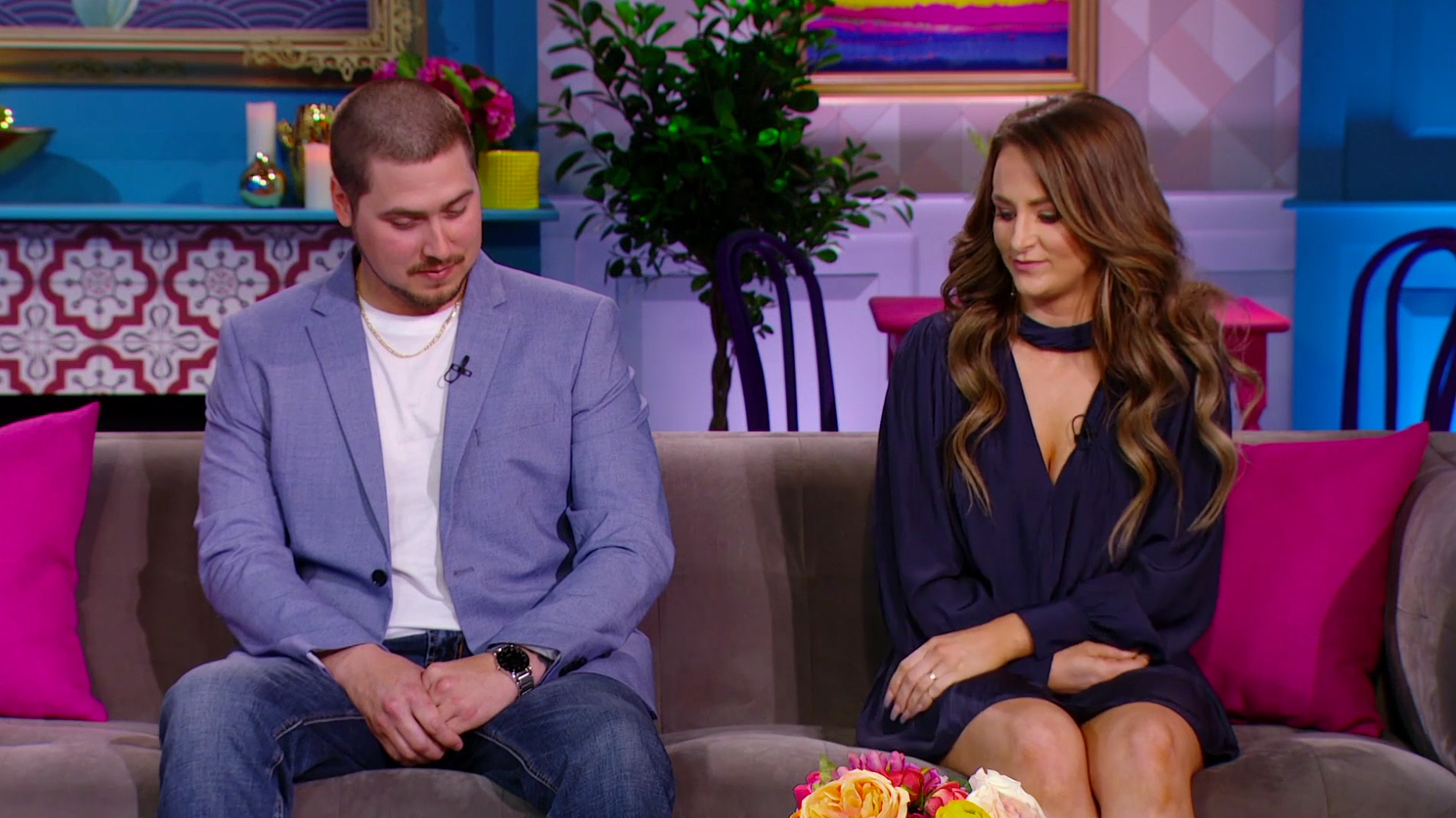 'Teen Mom 2' Reunion: Jenelle Evans Storms Off Stage After Nessa Calls Her Out