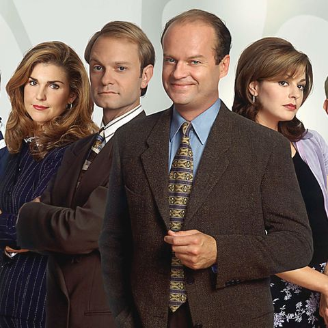 Frasier Getting Closer To Becoming The Latest Sitcom Revival