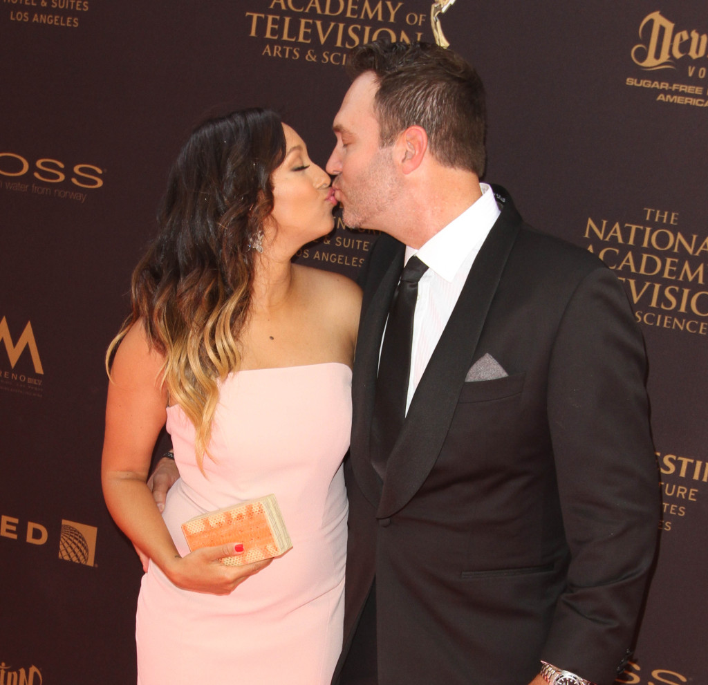 Photos Of Tamera Mowry And Adam Housley From Over The Years On Their 8th Wedding Anniversary