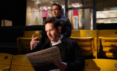 'SNL' Finale Recap: Paul Rudd Shouts Out Lisa Kudrow, Raps About 'Friends'