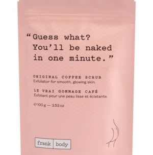 Frank Body Coffee Scrub Has Women Raving About Effectiveness