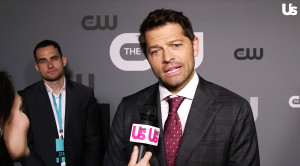 Misha Collins: 'Supernatural' Cast 'Will Mourn the Death of Our Characters'