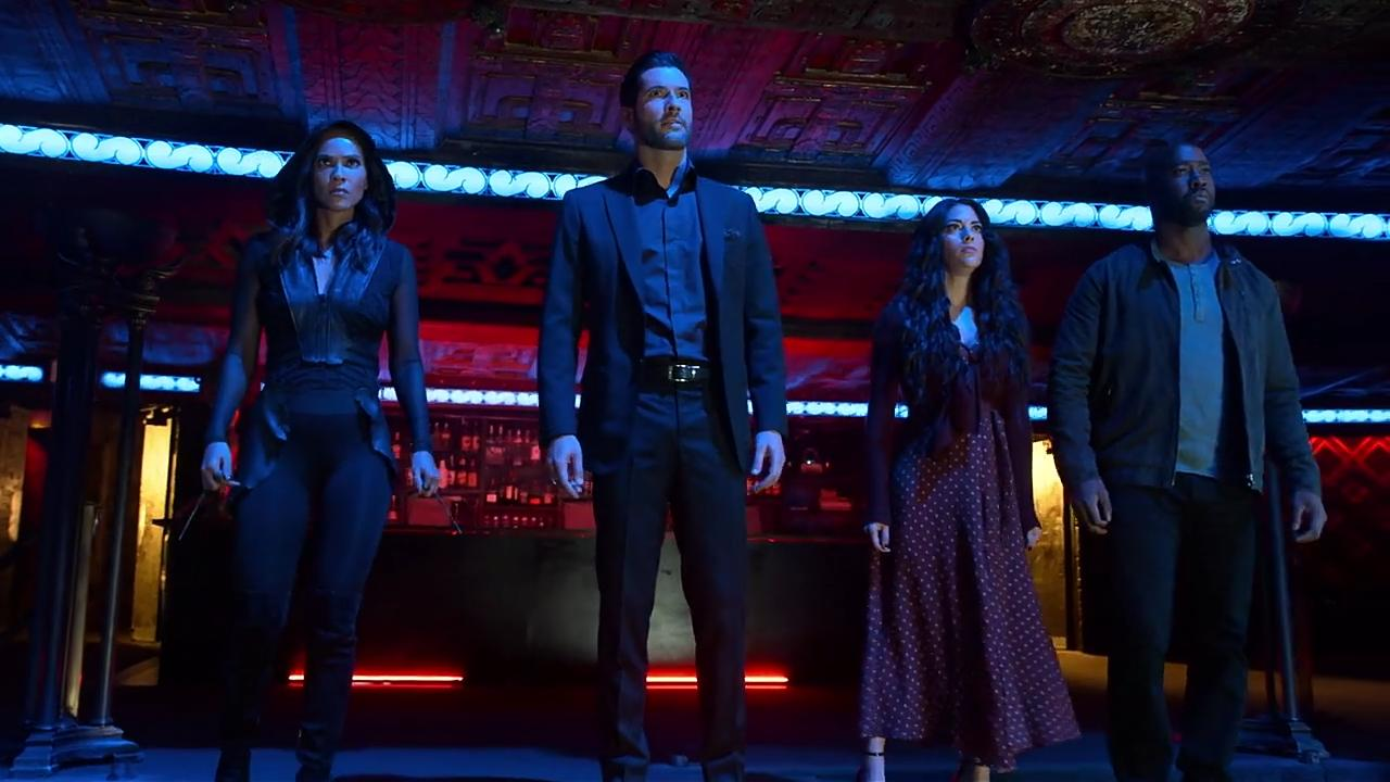 Lucifer Renewed By Netflix For A Fifth And Final Season