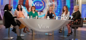 """Whoopi Goldberg Just Thanos Snapped Meghan McCain Into Silence During Latest Fit On """"The View"""""""