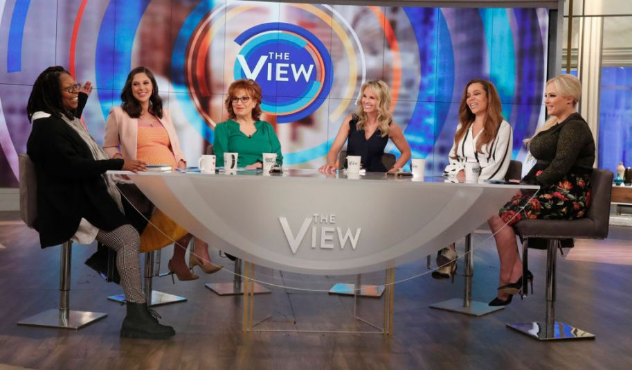 "Whoopi Goldberg Just Thanos Snapped Meghan McCain Into Silence During Latest Fit On ""The View"""