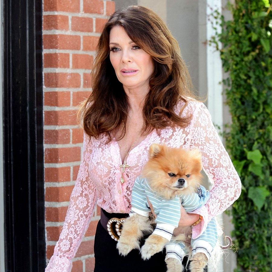 Lisa Vanderpump on 'RHOBH' Season 9: 'I Was Tearful Most Days Filming'