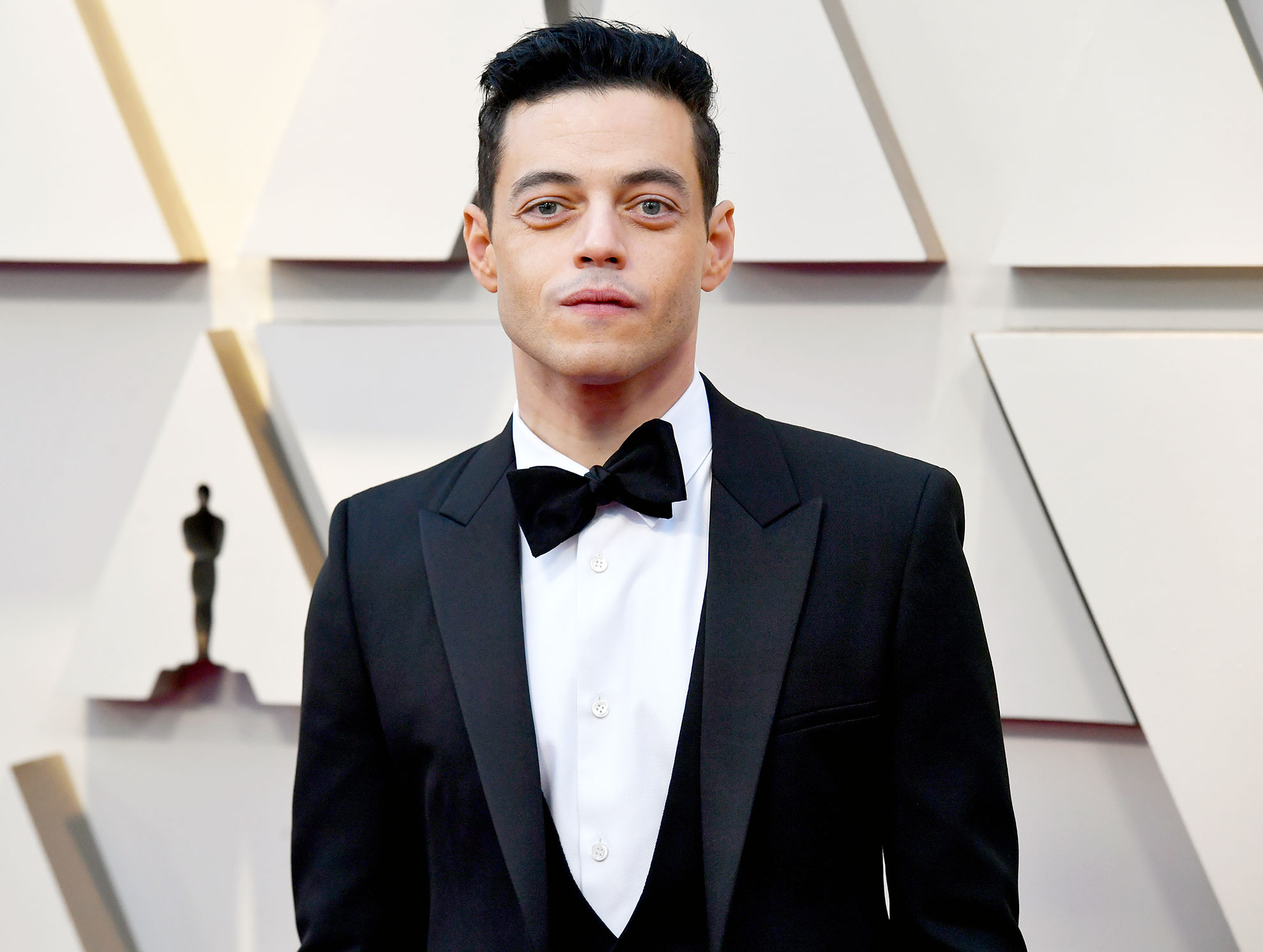 Rami Malek: Rumored Problems on 'Bond 25' Set Are 'Fabricated'
