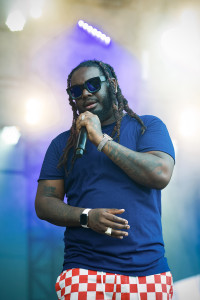 T-Pain Reveals His Summer Playlist