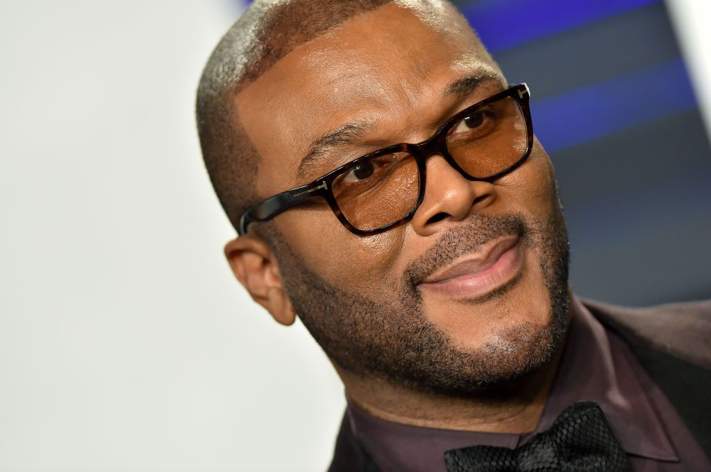"""This Makes Me Look At You Sideways:"" Tyler Perry Isn't Impressed By Actress's Billboard Requesting A Job"