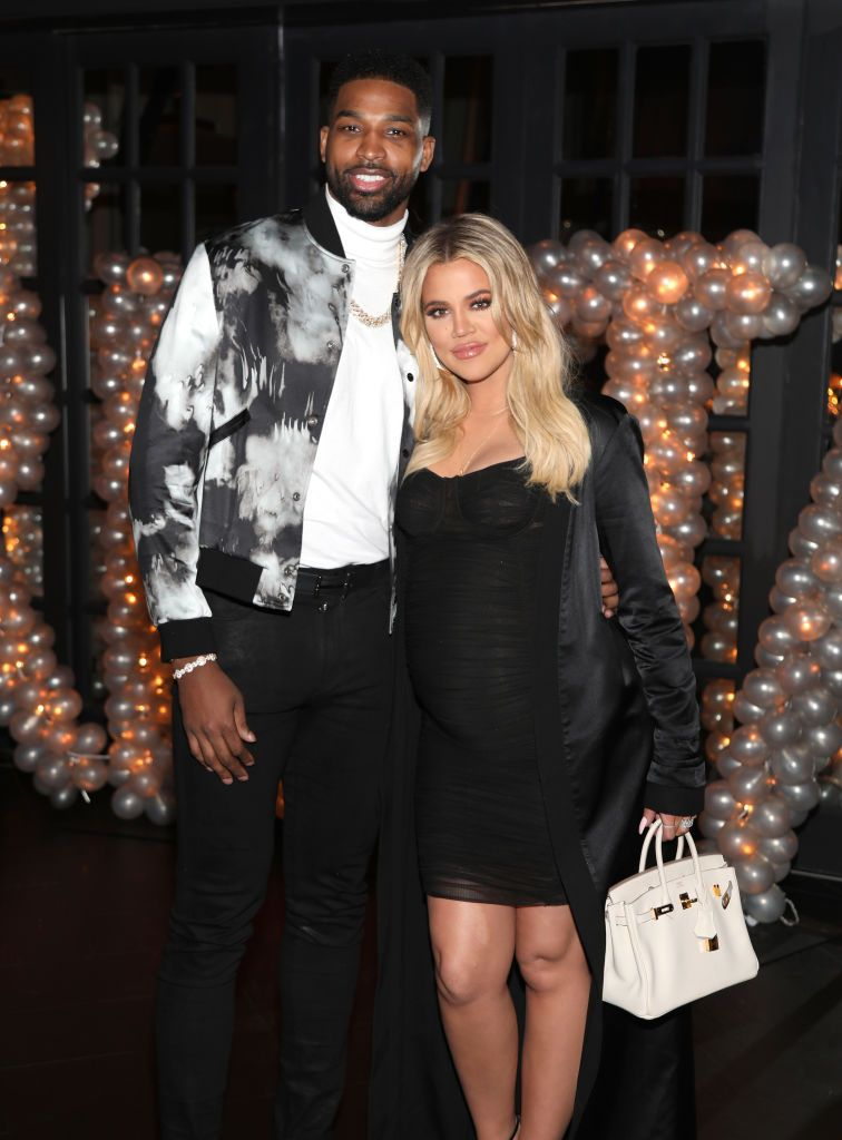 Khloe Kardashian Says She Had No Idea That Tristan Thompson Was In A Relationship When They Started Dating…But The Signs Were All There