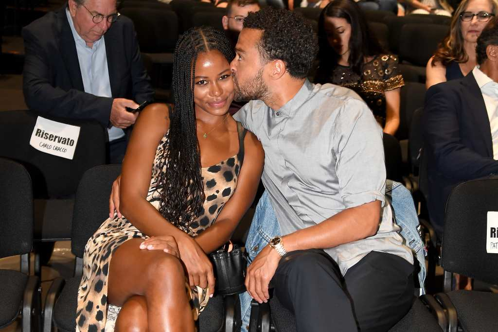 "Taylour Paige Says Bae Jesse Williams Is ""The Other Half Of My Soul"""